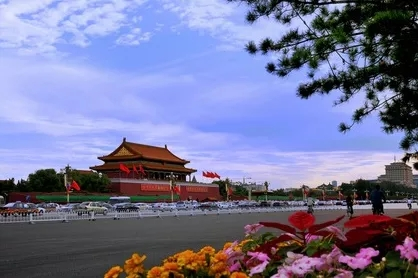 漯河到北京汽车四日游